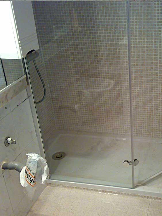 Platos de ducha antideslizantes platos de ducha medidas y - Sustituir banera por plato ducha ...